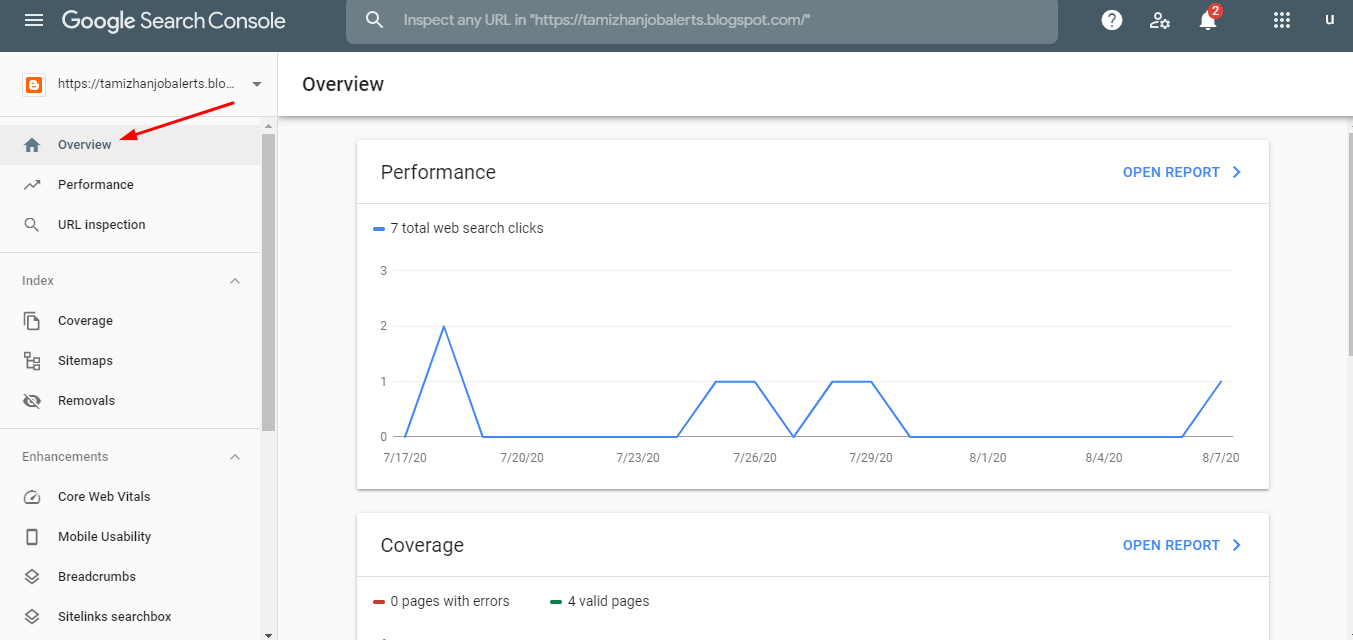 Google Analytics and Google Search Console Tamil