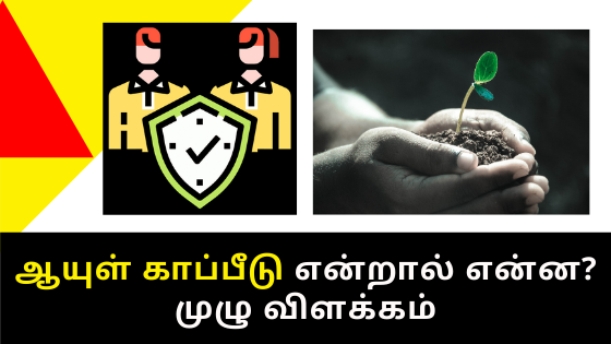 insurance meaning in tamil