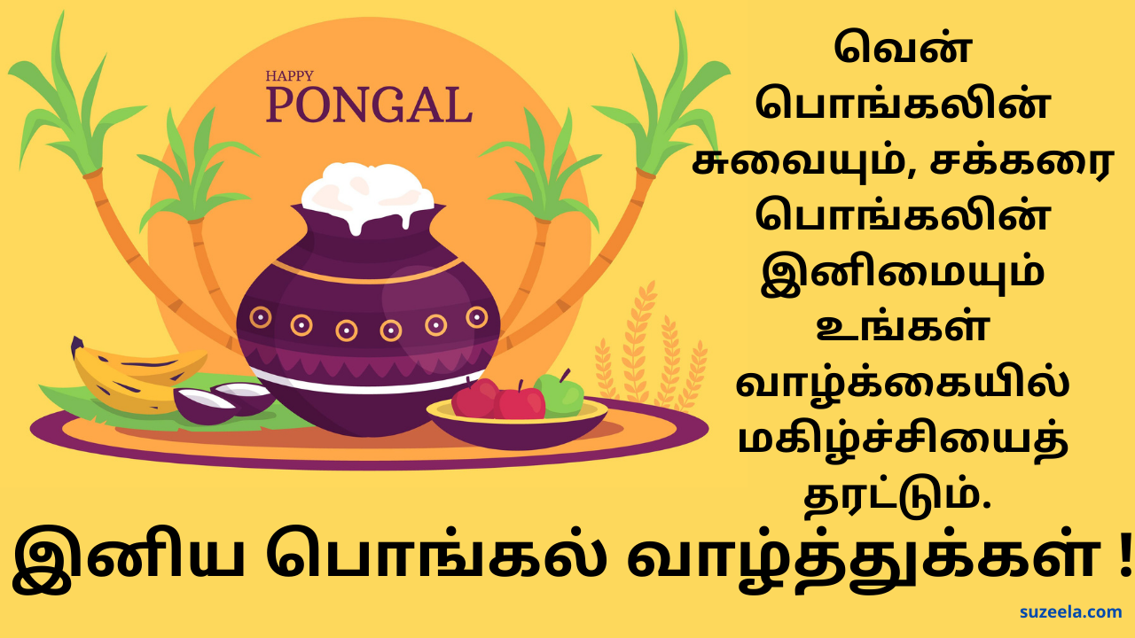 tamil pongal wishes