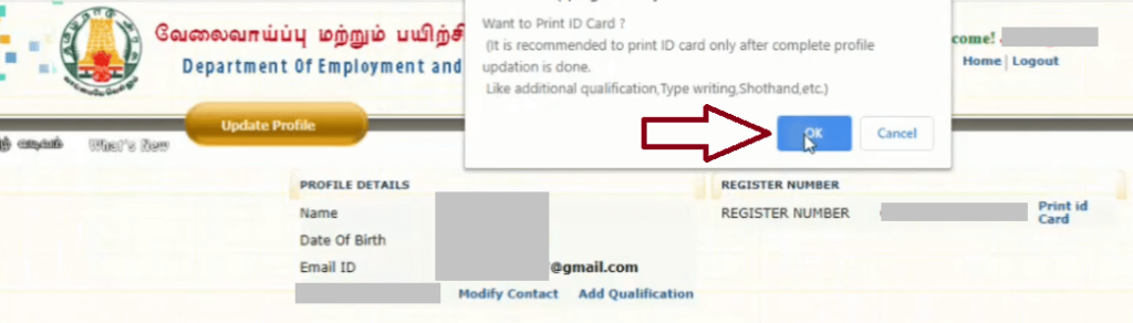 Now Successfully Complete Your Registration in Tn Employment